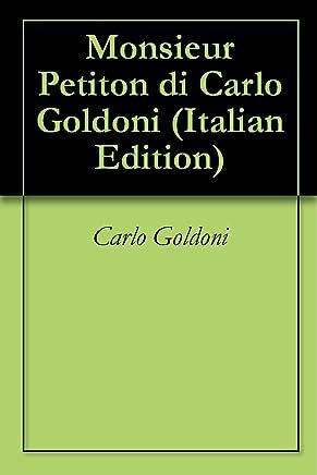 Monsieur Petiton di Carlo Goldoni
