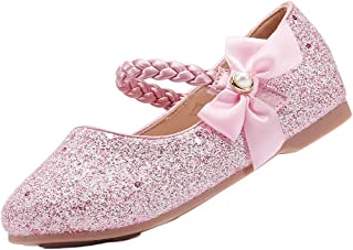 EIGHT KM Toddler Girls Mary Jane Ballet Flats Shoes