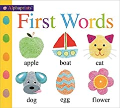 First Words: Alphaprints