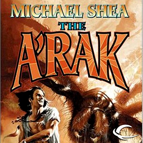 The A'Rak cover art