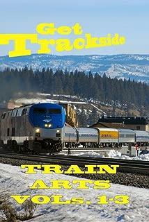 Get Trackside Vol 1-3: Railroads and Train Videos