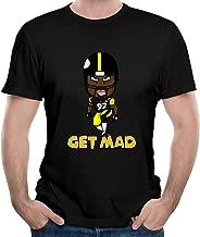 D52D4FDSS James Harrisoon Contton Tshirt for Mens Black