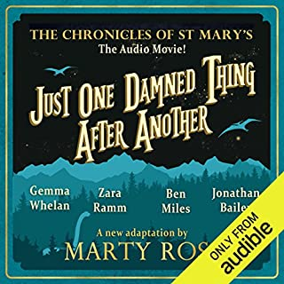 Just One Damned Thing After Another     An Audible Original Drama              By:                                                                                                                                 Marty Ross                               Narrated by:                                                                                                                                 Gemma Whelan,                                                                                        Ben Miles,                                                                                        Jonathan Bailey,                   and others                 Length: 7 hrs and 10 mins     362 ratings     Overall 4.0