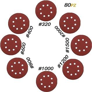 Homyl Discos Para Lijar Discos De Lijadora De 40 X 75 Mm 3 Papel De Lija Para Pulir P800 Y P1500