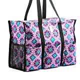Nurse Bag - Perfect Nursing Tote for Nurses, Nursing Students (Morocco Tiles)
