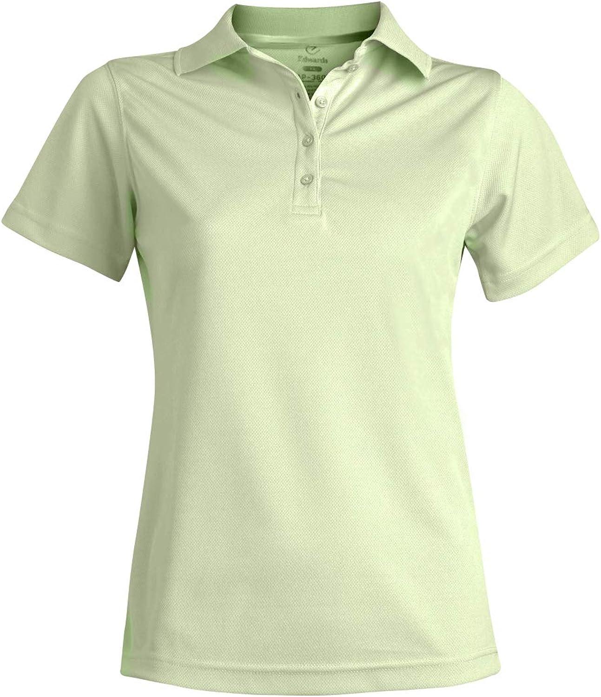 Popular standard Edwards Garment Women's Dry-Mesh New Free Shipping Hi-Performance Shirt Polo