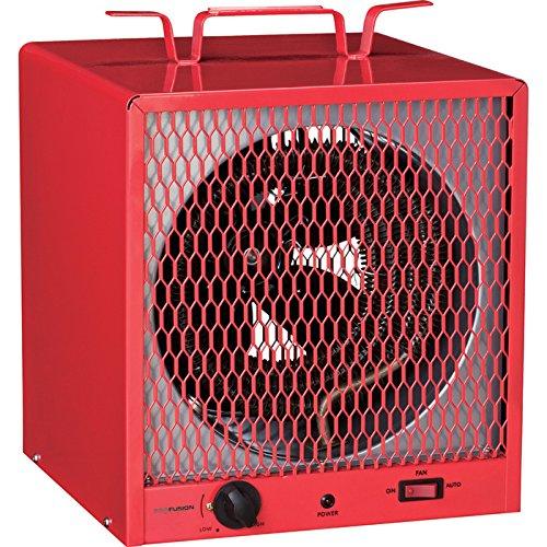 ProFusion Heat Industrial Fan-Forced Heater - 5,600 Watts, 19,107 BTU, 240 Volt, Model Number PH936