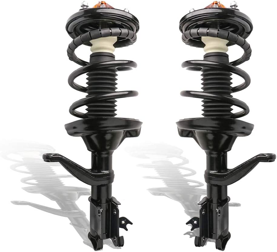 MOSTPLUS National uniform free shipping 2x Front Quick Complete Strut Assembly for 2 Max 48% OFF Compatible