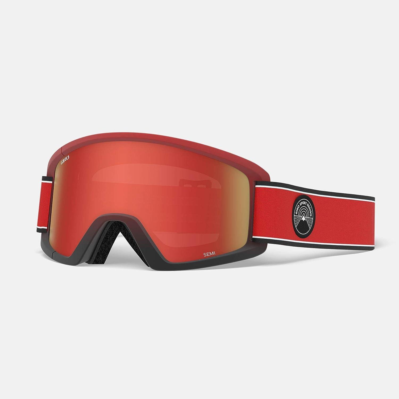 人気ブランド多数対象 Giro Semi Adult Snow with Goggle 2 直営ストア Lenses