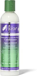 The Mane Choice Hair Type 4 Leaf Clover Manageability & Softening Remedy Conditioner, 8 oz
