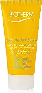 Biotherm Sun Crème Solaire Visage Dry Touch SPF50 Protector Solar - 50 ml