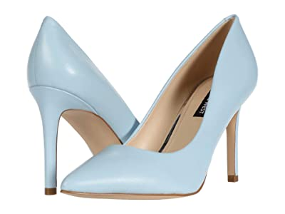 Nine West Ezra Pump (Spring Blue) Women