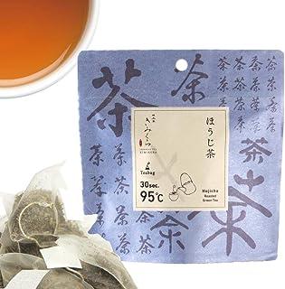 Premium Hojicha Rosted Green tea [6 Tea Bags] from Shizuoka Japan | Japanese Tea KIMIKURA…
