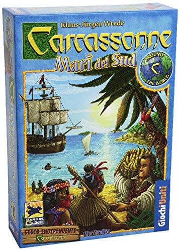Giochi Uniti Carcassonne Board Game Southern Seas multicolour