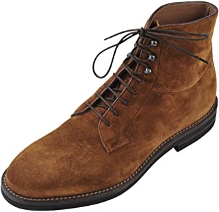 BRUNELLO CUCINELLI Chaussures Homme Marron 100% Cuir Bottes 44
