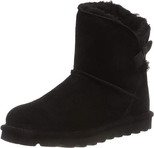 Bearpaw Margaery, botas Plisadas para mujer