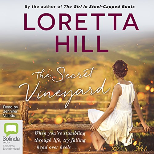 The Secret Vineyard cover art