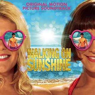 Walking on Sunshine Soundtrack by Various Artists (2013-05-03)