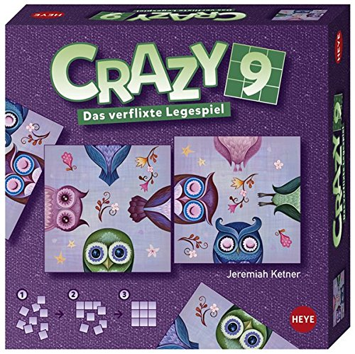 Heye 28502 Legespiel, Grey