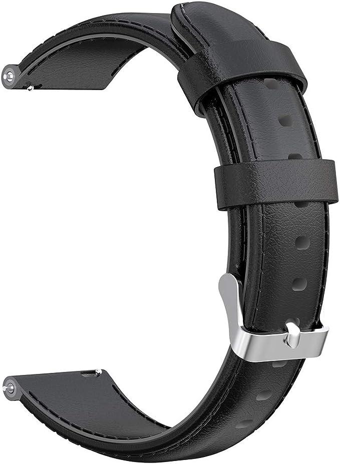 Lokeke Ersatzarmband Für Suunto D5 24 Mm Armband Aus Elektronik