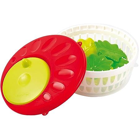 Jouets Ecoiffier – 961 - Jeu d'imitation pour enfants – Essoreuse à salade – Coloris aléatoire – Dès 18 mois – Fabriquée en France