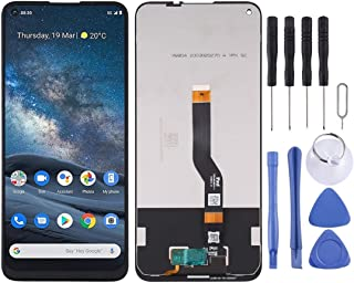 Funadd Replacement Parts LCD Screen and Digitizer Full Assembly for Nokia 8.3 Mobile Phone Repair Parts (Color : Color1)