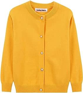 iGirlDress Girls Textured Open Front Knit Cardigan Sweater Dressy Bolero Jacket USA 4-12