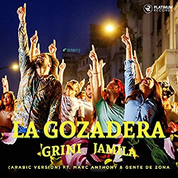 La Gozadera (feat. Marc Anthony & Gente de Zona) [Arabic Version]