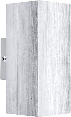 Eglo 93127Downlight, aluminium, GU10, argent