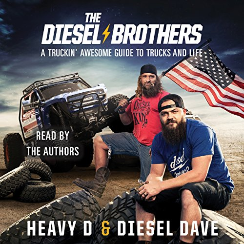 The Diesel Brothers audiobook cover art