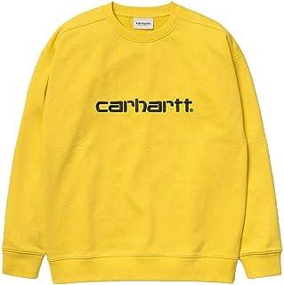 taglia M colore : Bianco 101214.100.S006. Carhartt -/Maglietta con logo al centro