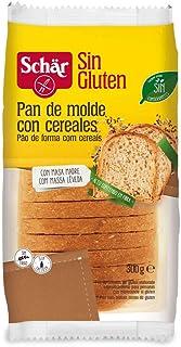Dr. Schar Pan de molde con cereales SIN GLUTEN bolsa 300 gr