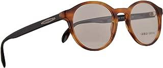 Giorgio Armani AR7162 Eyeglasses 49-20-145 Red Havana w/Demo Clear Lens 5713 AR 7162