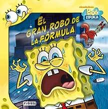 Amazon.es: bob esponja: Libros