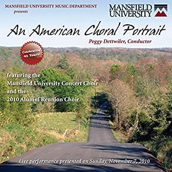 An American Choral Portrait (Live)