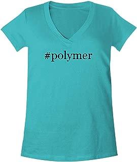 The Town Butler #Polymer - A Soft & Comfortable Women's V-Neck T-Shirt