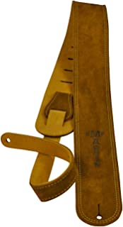Martin Leather/Suede Guitar Strap Distressed