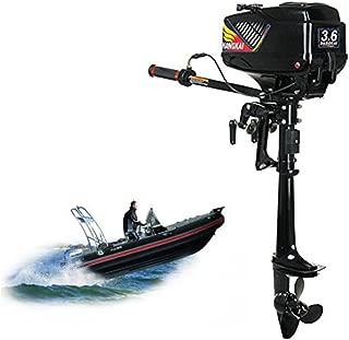 35 horsepower outboard motor