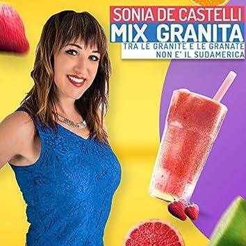 Mix granita