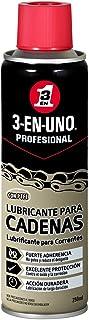 3-EN-UNO Profesional - Lubricante de cadenas con PTFE en Spray-250 ml