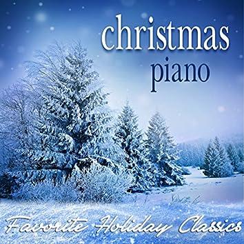 Christmas Piano: Favorite Holiday Classics