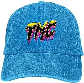 Hip-Hop Baseball Cap Ti-Ny Meat Ga-Ng Co-Dy K-o Trucker Cap Dad Hat Soccer Hat