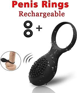 ThxLove Silicone Massage Ring Exercise Ring Black