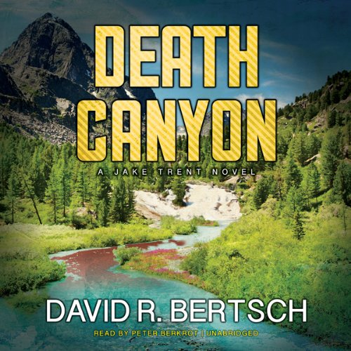Death Canyon audiobook cover art