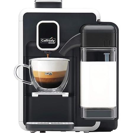 カフィタリーシステム コーヒーメーカー カプセル式 ラテ機能ありタイプ S-22