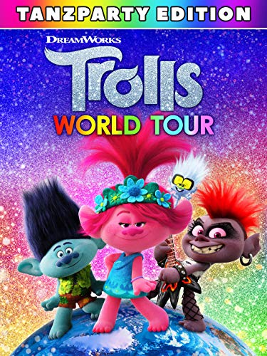 Trolls World Tour Tanzparty-Edition