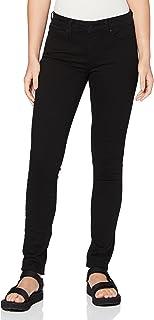 Levi's Women's 711 Skinny Jeans, Black Sheep, 32W / 32L