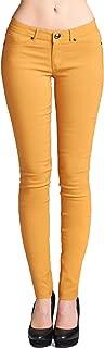 Women's Basic Jean Look Jeggings Tights Spandex Skinny Leggings Bottoms