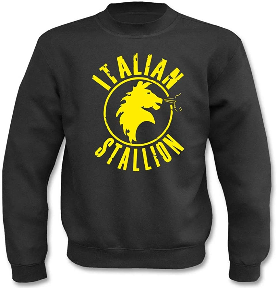 Pullover Rocky Italian Stallion