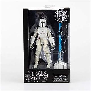 YOUPIN Le Star Wars 6-inch The Black Series Boba Fett Stormtrooper Sandtrooper Darth Maul Darth Vader Kylo Ren Action Figu...